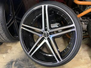 24in rims for Sale in Bowie, MD