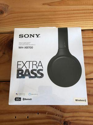 Wireless Sony wh-xb700 Headphone Brand New for Sale in Scottsdale, AZ
