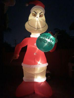Grinch Christmas airblow for Sale in El Monte, CA