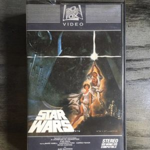 Star Wars video cassette for Sale in Bothell, WA