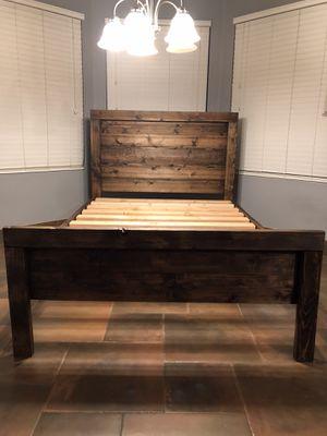 FULL BED FRAME for Sale in Chandler, AZ