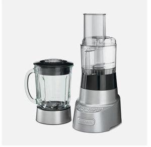 New in Box Cuisinart SmartPower Deluxe Duet /Food Processor 4 Speed Blender Silver for Sale in Fort Lauderdale, FL