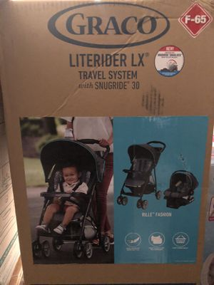 Graco stroller and car seat for Sale in Long Beach, CA