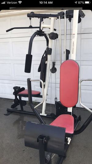 Home gym is good condition for Sale in San Bernardino, CA