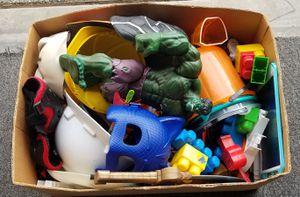 kids toys, masks, buckets, Misc for Sale in Bonney Lake, WA