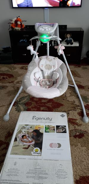 Ingenuity baby swing for Sale in Dallas, TX