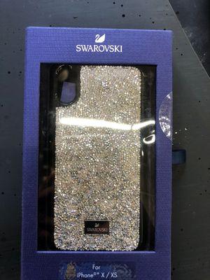 Brand Swarovski model for iPhone X/Xs for Sale in San Francisco, CA