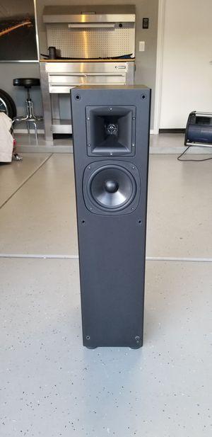 (1) Klipsch tower home speaker for Sale in Gilbert, AZ