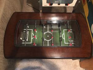 Foosball Coffee Table for Sale in Huntington, IN