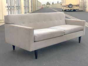Pottery Barn Mid Century Modern Sofa for Sale in Norwalk, CA