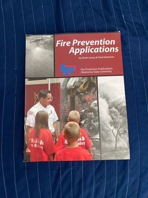 Fire Prevention Applications for Sale in East Los Angeles, CA
