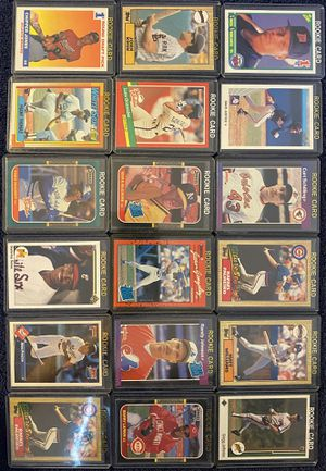 Sports cards Baseball Old School Star Rookies and HOFers for Sale in Glendale, AZ