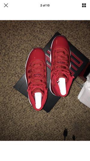Jordan 11 jim reds size 10.5 for Sale in Columbus, OH