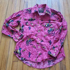 Rustler by Wrangler Girls Western Shirt for Sale in Pasadena, TX