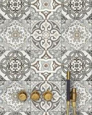 Morocco Tile 6x6