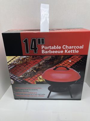14 inch charcoal grill BBQ for Sale in Liverpool, NY