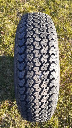 Trailer rim and tire new for Sale in Glendale Heights,  IL
