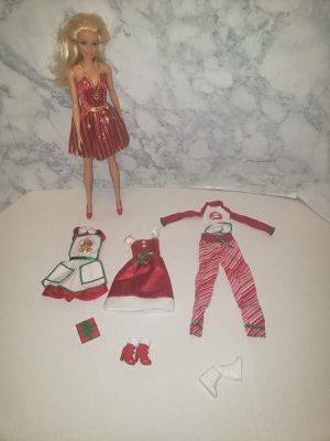 Barbie doll w extra clothes for Sale in Phoenix, AZ