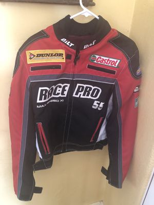 Bilt motorcycle jacket size Small for Sale in Spicewood, TX