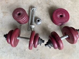 WEIGHTS SET for Sale in Houston, TX
