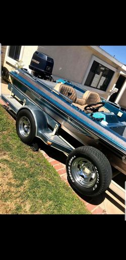 Ranger bass boat for Sale in Stevenson Ranch,  CA