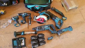 Makita tools for Sale in Hendersonville, NC