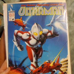 Vintage Ultraman Comic for Sale in Clanton, AL