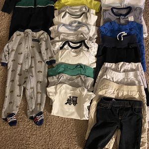 Baby Boy Clothes 3 months for Sale in Mountlake Terrace, WA