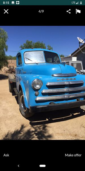 1949 Unrestored Dodge Truck for Sale in Oceanside, CA