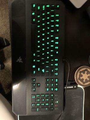 Razer keyboard for Sale in Seattle, WA