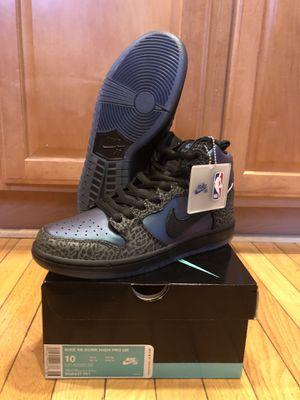 Nike SB Dunk High Black Sheep Hornet sz 10 $180 for Sale in Fairfax, VA