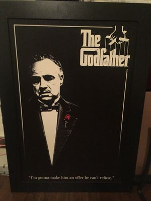 Godfather picture for Sale in Los Angeles, CA