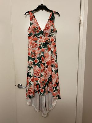 Calvin Klein floral dress for Sale in Lakeside, CA
