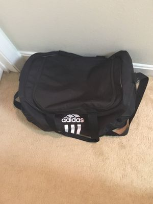 Adidas Black Duffel Bag for Sale in Rockville, MD