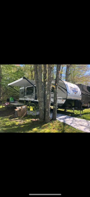 SALEM 2019 TRAVEL TRAILER for Sale in Derry, NH