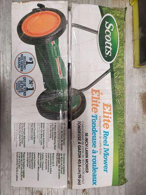 Scotts Push Reel Lawn Mower for Sale in Bakersfield, CA