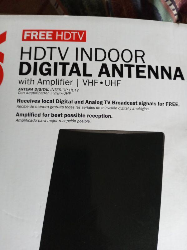 Magnavox digital antenna