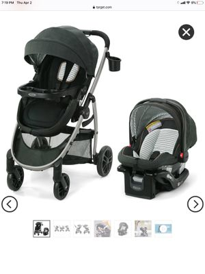 Graco Car Seat Stroller Travel System for Sale in Fresno, CA