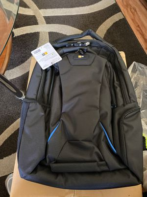 """Case Logic 15.6"""" Checkpoint-Friendly Travel Backpack for Sale in Bell Gardens, CA"""