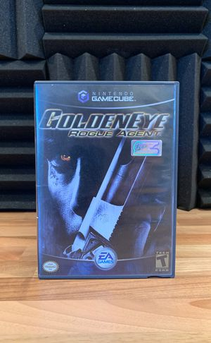 Goldeneye Rogue Agent (GameCube) for Sale in West Hollywood, CA
