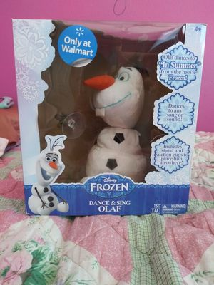 Olaf dance and sing for Sale in Spring Hill, FL