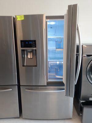 """🔥🔥Samsung////36""""stainlees steel refrigerator showcase French door 90 days warranty 🔥🔥 for Sale in Mount Rainier, MD"""