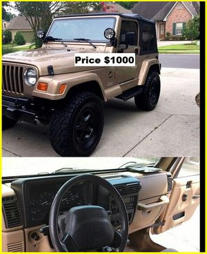 ֆ1OOO Jeep Wrangler for Sale in Norwalk, CA