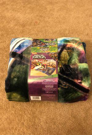 NINJA TURTLES ( oversize Throws) for Sale in Herndon, VA