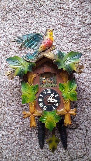 Antique German cuckoo clock for Sale in Cornelius, OR