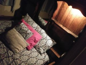 Queen/King bed frame for Sale in Pueblo, CO
