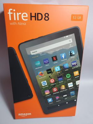 All New Amazon fire HD 8 tablet, Latest Model with 32 GB storage for Sale in Miami, FL