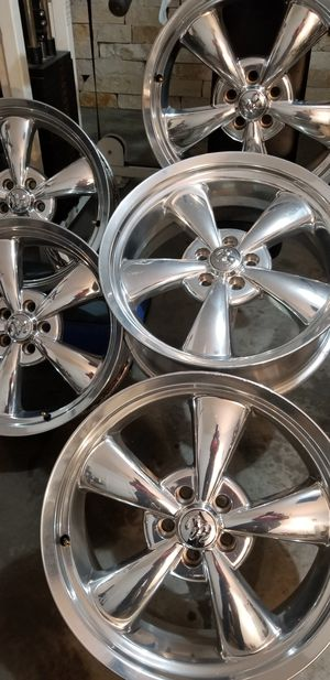 "Challenger OEM 20"" Factory Classic Wheels' Perfect Condition for Sale in Houston, TX"