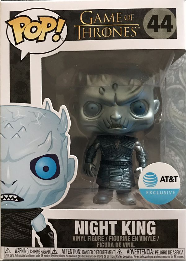 Game of Thrones 'Night King' Pop Collectible Exclusive toy