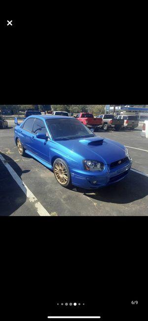 Subaru wrx sti for Sale in LAWRENCEVILLE, GA